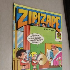 Cómics: ZIPI Y ZAPE Nº 47 / EDICIONES B 1988. Lote 206927097