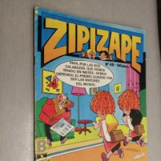 Cómics: ZIPI Y ZAPE Nº 49 / EDICIONES B 1988. Lote 206927197