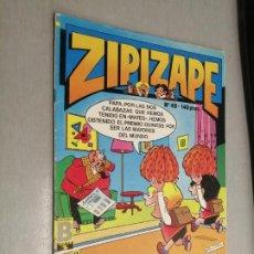 Cómics: ZIPI Y ZAPE Nº 49 / EDICIONES B 1988. Lote 206927266