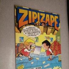 Cómics: ZIPI Y ZAPE Nº 52 / EDICIONES B 1988. Lote 206927503