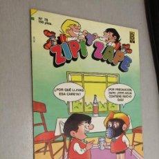 Cómics: ZIPI Y ZAPE Nº 78 / EDICIONES B 1988. Lote 206928256