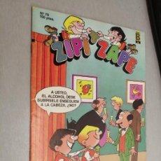 Cómics: ZIPI Y ZAPE Nº 79 / EDICIONES B 1988. Lote 206928446