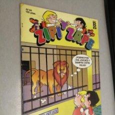 Cómics: ZIPI Y ZAPE Nº 84 / EDICIONES B 1988. Lote 206928762