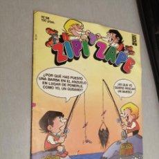 Cómics: ZIPI Y ZAPE Nº 88 / EDICIONES B 1988. Lote 206929246