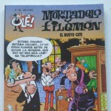 Cómics: CÓMIC OLÉ! MORTADELO Y FILEMÓN Nº 80 EL NUEVO CATE - GRUPO ZETA EDICIONES B 1999. Lote 206980623