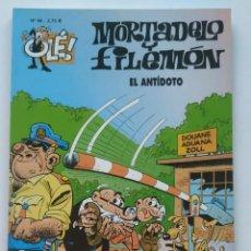 Cómics: CÓMIC OLÉ! MORTADELO Y FILEMÓN Nº 68 EL ANTÍDOTO - GRUPO ZETA EDICIONES B 2002. Lote 206981865