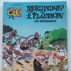 Cómics: CÓMIC OLÉ! MORTADELO Y FILEMÓN Nº 56 LOS MERCENARIO - GRUPO ZETA EDICIONES B 1997. Lote 206982871