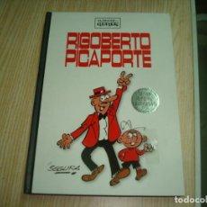 Cómics: RIGOBERTO PICAPORTE CLASICOS DEL HUMOR RBA. Lote 207030075