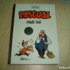 Cómics: PASCUAL CRIADO LEAL CLASICOS DEL HUMOR RBA. Lote 207030865