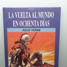 Cómics: CÓMIC LA VUELTA AL MUNDO EN 80 DÍAS, JULIO VERNE. CLASIC CÓMICS.. Lote 207104218