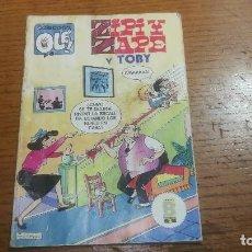 Cómics: ZIPI Y ZAPE Y TOBY DE LA COLECCION OLÉ Nº 303-Z.70 EDICIONES B 1ª EDICIÓN AÑO 1989. Lote 207123548