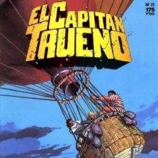 Cómics: EL CAPITÁN TRUENO-EDICIÓN HISTÓRICA- Nº 23 -GRAN ÁNGEL PARDO-A.BUYLLA-1987-BUENO-DIFÍCIL-LEA-3492. Lote 207127310