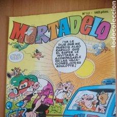 Cómics: MORTADELO Nº 52 EDICIONES B, 1987. Lote 207216720