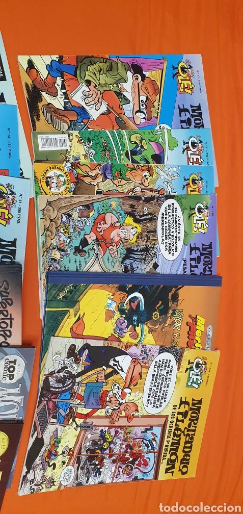 Cómics: Lote de 12 comics de mortadelo y filemon, distintas colecciones - Foto 2 - 207784730