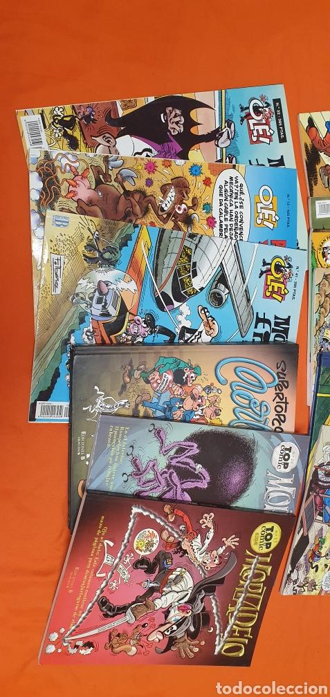 Cómics: Lote de 12 comics de mortadelo y filemon, distintas colecciones - Foto 3 - 207784730