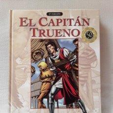 Cómics: EL CAPITÁN TRUENO. VOLUMEN 6. 50 ANIVERSARIO. (ED. B. 2ª EDICIÓN, 2005) VICTOR MORA, FUENTES MAN.... Lote 208129581