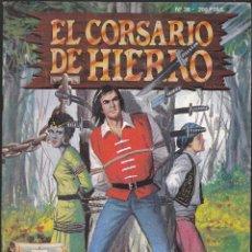 Comics : EL CORSARIO DE HIERRO - 38 - LA ALDEA EMBRUJADA - EDICION HISTORICA - 1987 -. Lote 208143116