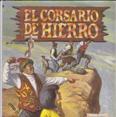 Comics: EL CORSARIO DE HIERRO - 15 - LA TUMBA FLOTANTE - EDICION HISTORICA - 1987 -. Lote 208174652