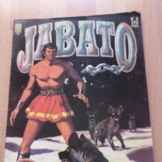Cómics: JABATO - EDICION HISTORICA -- N 3 - EDICIONES B. Lote 208325723