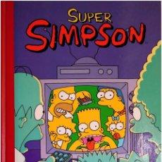 Cómics: MATT GROENING - SUPER SIMPSON #3, TOMO - EDICIONES B, BARCELONA 1995. Lote 208537677
