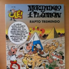Comics: OLÉ MORTADELO Y FILEMÓN Nº 168 - RAPTO TREMENDO. Lote 208944922