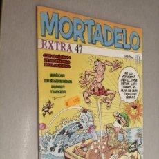Comics : MORTADELO EXTRA Nº 47 / EDICIONES B. Lote 209130108