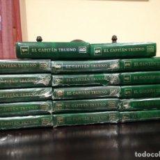 Cómics: EL CAPITÁN TRUENO -EDICIONES B 1996- FACSÍMIL, 17 TOMOS, COMPLETA, CASI TODOS PRECINTADOS. Lote 209194698