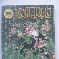 Cómics: TOP COMIC , Nº 9 : MORTADELO . DE IBAÑEZ . EDICIONES B , 2003. Lote 209305990