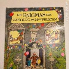 Cómics: COLECCION EN BUSCA DE Nº 30. LOS ENIGMAS DE MACPELICAN. EDICIONES B 1ª EDICION 1994. NUEVO. Lote 209666960