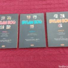 Cómics: DYLAN DOG TOMO 1,TOMO 2, Y TOMO 3 EDICIONES B ,COMIC TERROR. Lote 209882403