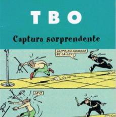 Cómics: TBO CAPTURA SORPRENDENTE. Lote 209900268