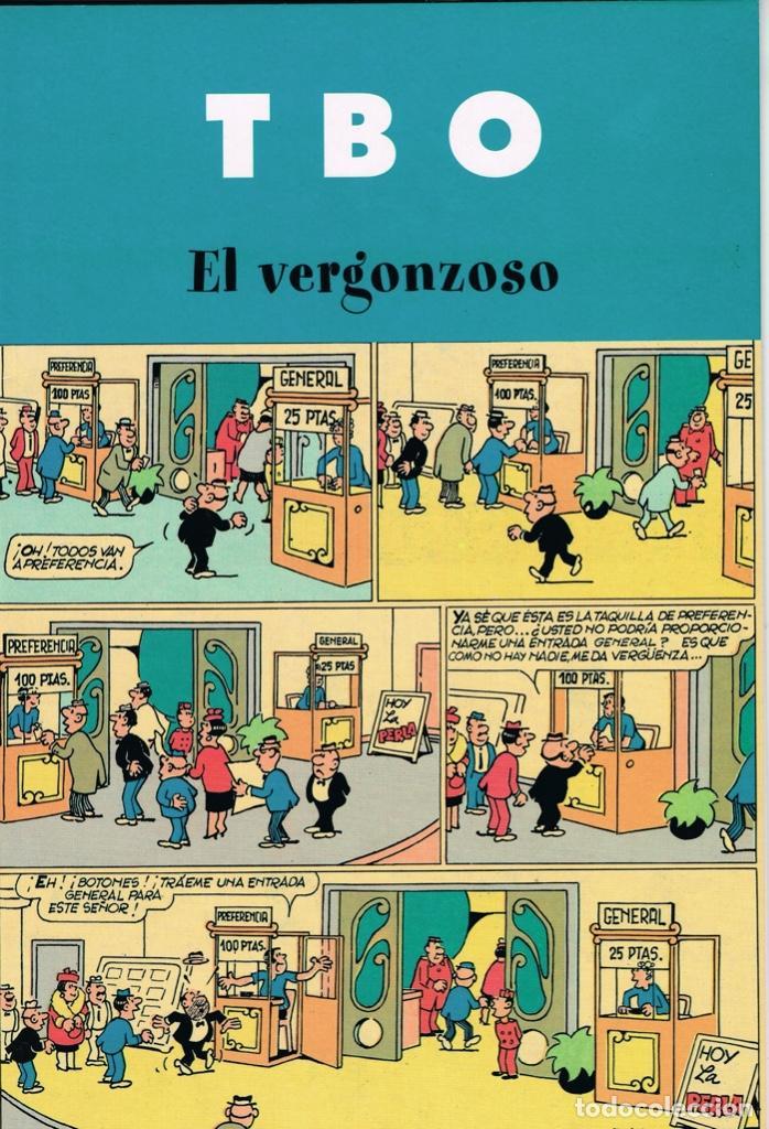 TBO EL VERGONZOSO (Tebeos y Comics - Ediciones B - Clásicos Españoles)