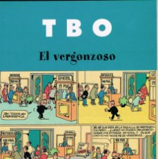 Cómics: TBO EL VERGONZOSO. Lote 209900370