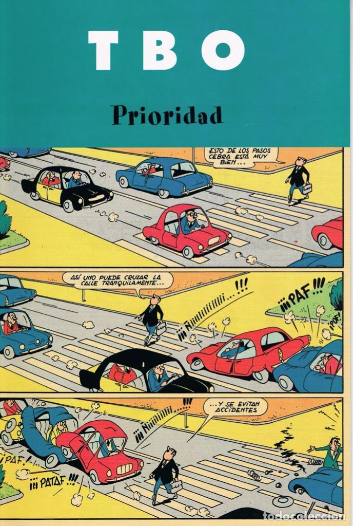 TBO PRIORIDAD (Tebeos y Comics - Ediciones B - Clásicos Españoles)