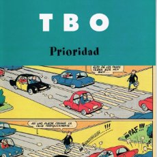Cómics: TBO PRIORIDAD. Lote 209900415