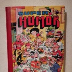 Cómics: LIBRO - SUPER HUMOR VOLUMEN 30 - COMIC - 1 REIMPRESIÓN - 1991- EDICIONES B - MORTADELO Y FILEMON. Lote 209982528