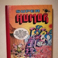Cómics: LIBRO - SUPER HUMOR 7 - COMIC - AÑO 1990 - EDICIONES B - MORTADELO Y FILEMON. Lote 209982560