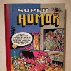 Cómics: LIBRO - SUPER HUMOR 18 - COMIC - AÑO 1990 - EDICIONES B - MORTADELO Y FILEMON. Lote 209982571