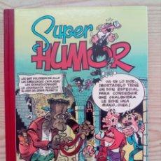 Cómics: SUPER HUMOR - MORTADELO Y FILEMON - NUMERO 8 - 1993 - EDICIONES B. Lote 210000163