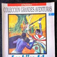 Cómics: LOS HIJOS DEL CAPITAN GRANT Nº 1 VOL. II - EL PERIÓDICO - COLECCIÓN GRANDES AVENTURAS. Lote 210079130