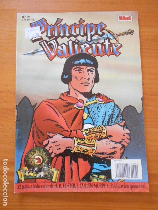 PRINCIPE VALIENTE Nº 79 - EDICION HISTORICA - EDICIONES B (AI) (Tebeos y Comics - Ediciones B - Clásicos Españoles)