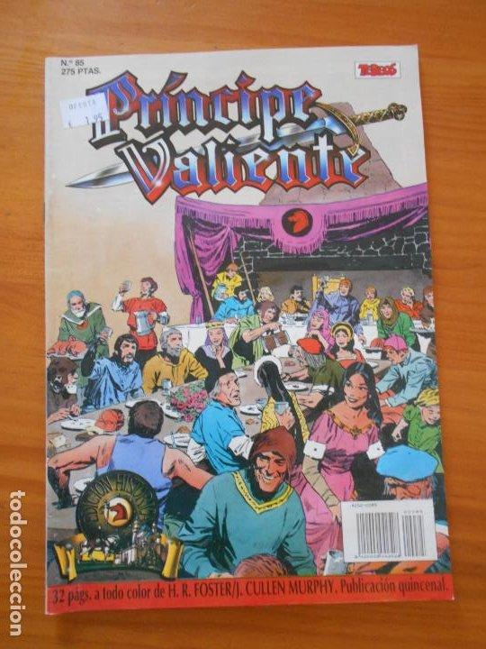 PRINCIPE VALIENTE Nº 85 - EDICION HISTORICA - EDICIONES B (AI) (Tebeos y Comics - Ediciones B - Clásicos Españoles)