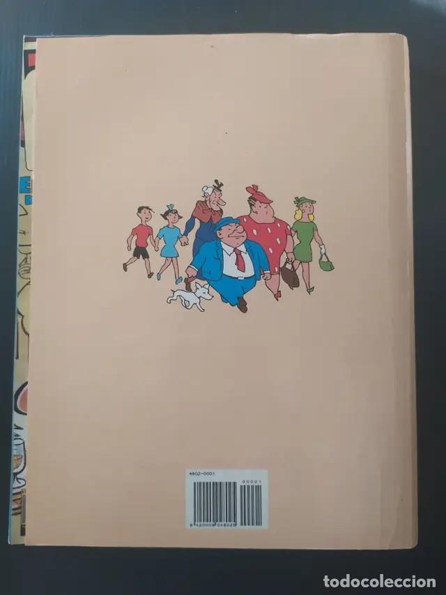 Cómics: Antiguo comic TBO tebeo Tomo 6 edición limitada números número 21,22,23 y 24 ediciones b grupo z - Foto 2 - 210099211