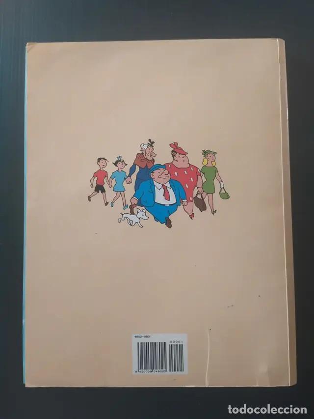 Cómics: Antiguo comic TBO tebeo Tomo 8 edición limitada números número 29,30,31,32 ediciones b grupo z - Foto 2 - 210099365
