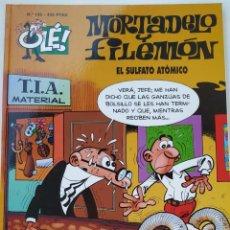 Cómics: CÓMIC OLÉ! MORTADELO Y FILEMÓN Nº 100 EL SULFATO ATÓMICO - GRUPO ZETA EDICIONES B 1999. Lote 210148265
