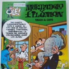 Cómics: CÓMIC OLÉ! MORTADELO Y FILEMÓN Nº 119 TIMAZO AL CANTO - GRUPO ZETA EDICIONES B 2000. Lote 210148425