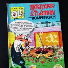 Cómics: NORMAL ESTADO MORTADELO Y FILEMON 235-M30 2° SEGUNDA EDICION EDICIONES B OLE. Lote 210273451
