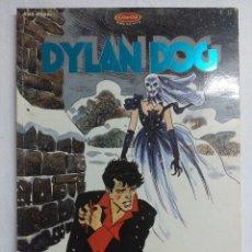 Cómics: DYLAN DOG EL CASTILLO DEL MIEDO Nº9/EDICIONES B.. Lote 210377896