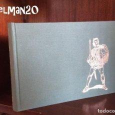 Cómics: EL JABATO - TOMO 4 , FASCIMILES NºS 145 AL 192 (48 FASCÍCULOS) - EDICIONES B - VER FOTOS. Lote 210420517