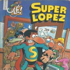 Cómics: SUPERLOPEZ 4 LOS ALIENIGENAS (GRANDE). Lote 210550357